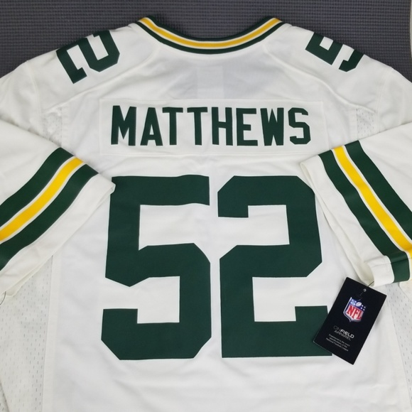 competitive price acfaf 5b10c Nike/NFL Clay Matthew's #52 Away Jersey NWT